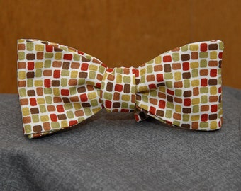 Hopscotch Box Fun Time  Bow Tie