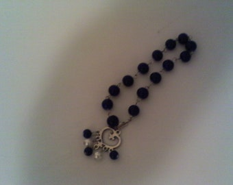 Colbalt Blue  bracelet