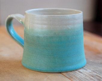 Hand-thrown Stoneware Mug