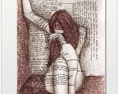 The Woman I Love...Print 8x10