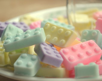 Kids Soap - Candy Brick Soap - Soap for Kids - AN AJSWEETSOAP EXCLUSIVE - Candy Soap -  Kids Soap - Fun Soap