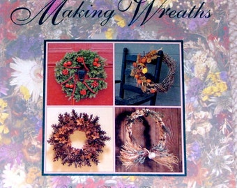 Making Wreaths, cr 1993 by Barbara Radcliffe Rogers