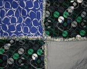 Off the Record - Modern Rag Quilt