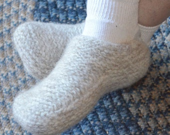 Y05 Felted Slippers Kit