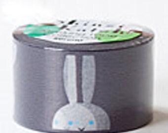 Shinzi Katoh Masking Tape - White Rabbit