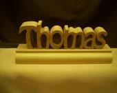all wood name    shimmer font