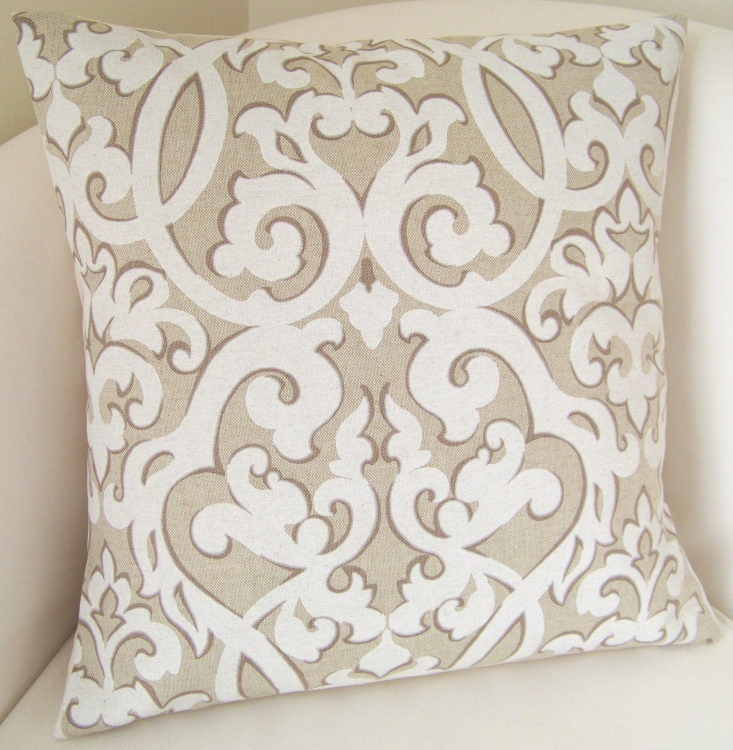 Throw Pillows Native American : Decorative Throw Pillow Cover Neutral Pillow Cushion Accent
