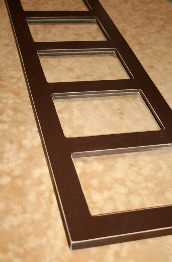 5x7 Three Opening Picture Frame