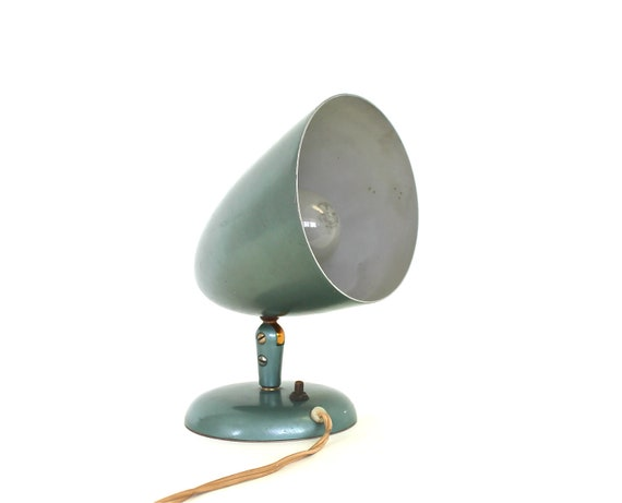 Space Age Lighting - Vintage Lamp - Vintage Wall Sconce - Vintage Mid Century, Industrial, Lighting