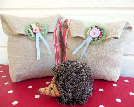 Make your own Podge: Hedgehog softie kit