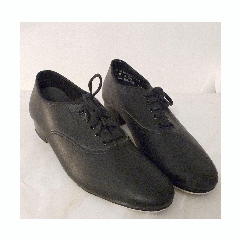 sale award black tap shoes oxford flat shoes by bibbysrocket