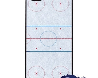 Ice Hockey Rink - iPhone Cover, Case