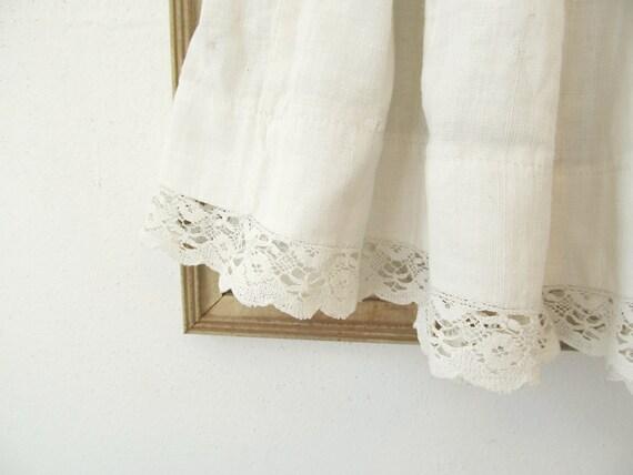 RESERVED-  Framed Vintage Little Girls Petticoat