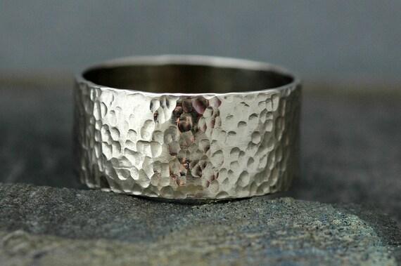 14k Recycled Gold Wedding Band- Custom Made