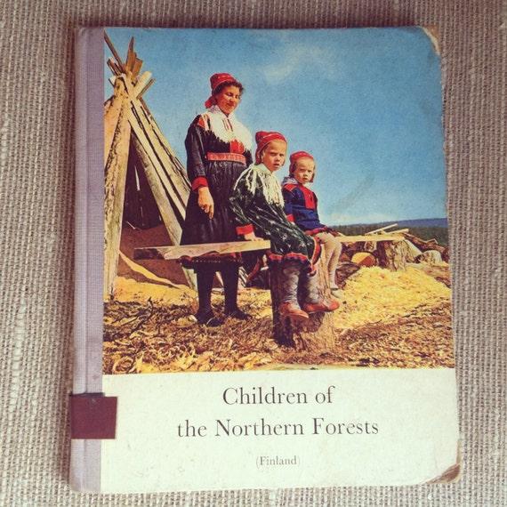 Vintage Book, Children of Northern Forests