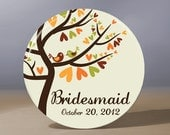 Bridesmaid Gift | Personalized Pocket Mirror | Maid of Honor Gift | Mother of the Bride Gift | Mother of Groom Gift | Bridal Shower Favor