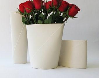 Medium Envelope Vase