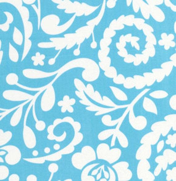 Sale home decor free spirit dena designs tea by nathangerard for Dena designs tea garden fabric