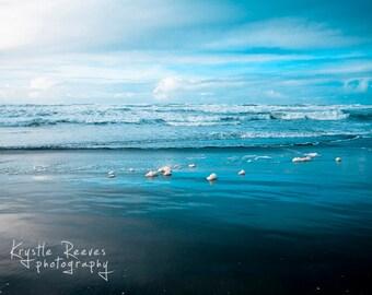 Pacific Blue - 5x7 Fine Art Photograph