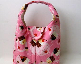 Insulated Lunch Bag - Sweet Cupcakes