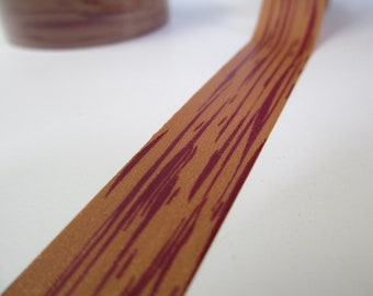 Washi Tape Wood Grain