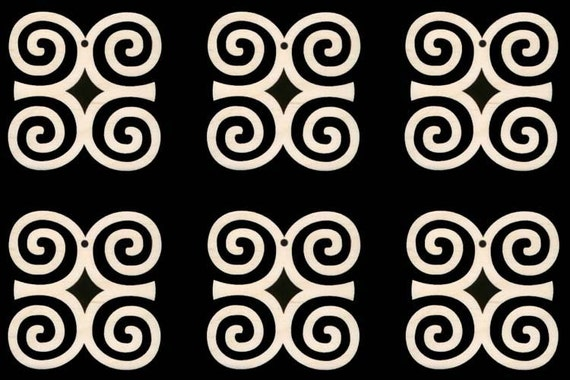 African Symbols For Love African Adinkra Symbol For