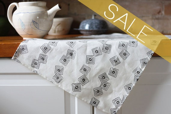 SALE Cascade Tea Towel