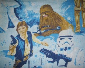 Vintage Pair of Star Wars Curtains