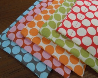Three reusable snack bags - You choose the fabric