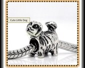 Scruffy - Cute Dog Charm - European Style