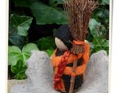 Babywearing Mama Gnome Witch - Minerva