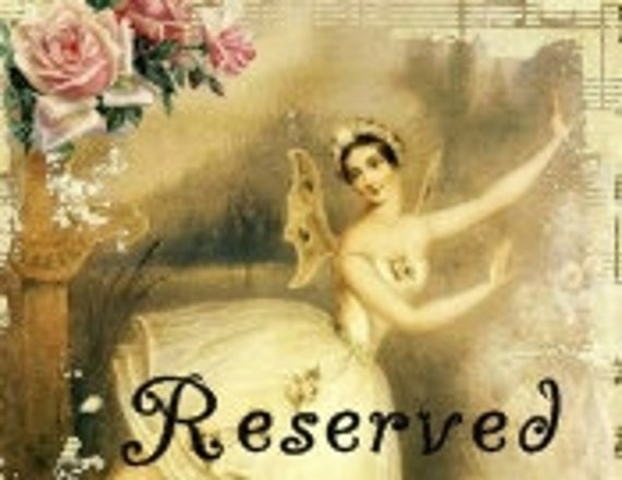Reserved for lindastroh
