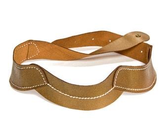 Gold belt - Metal belt - Gold  Waist Leather Belt - women belts - wedding sash - wedding dress sashes belts -- BOGO SALE