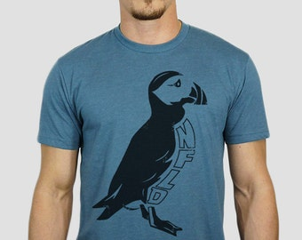 Newfoundland T-Shirt (Blue Steell)