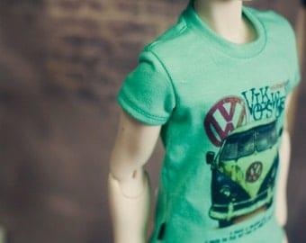 SD13 Boy Van Decal shirts Mint