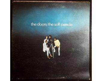 Glittered Doors Soft Parade Album