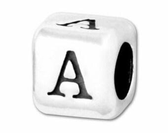 Large Letter Number or Symbol Block