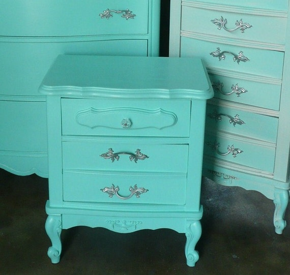 Reserved My Paris Apartment Nightstand
