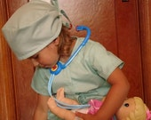 Medical Scrub Hat Child Size