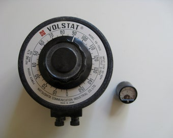 Vintage Volstat Model VQ-71510.  Matsushita Communication Industrial Co., LTD.