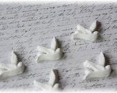 Birds in Flight Clay Embellishment Set