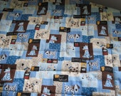 Pet, Dog Quilted Blanket
