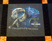 """Reserved for Jackie Davison - T-Shirt Quilts Queen Size 86"""" x 92"""" (25 T-Shirts) - DEPOSIT LISTING Payment 2 of 3"""