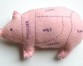 Pork Plush