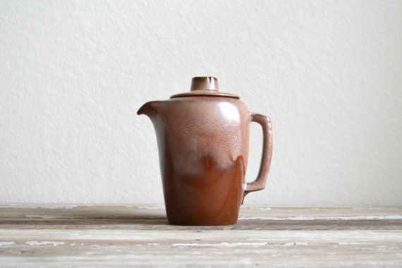 vintage Frankoma pottery pitcher
