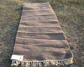 Wool Rug, 22x61