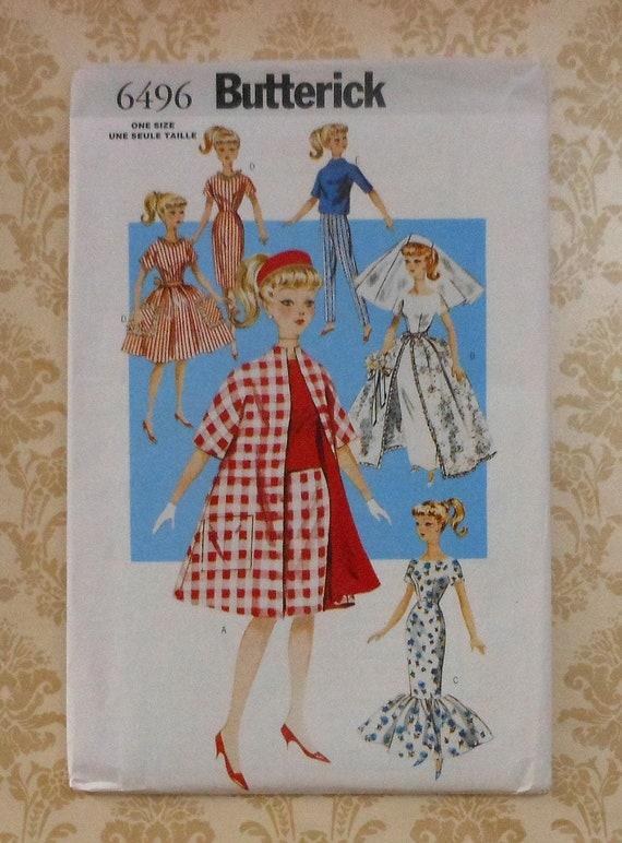 repro retro style 11 5 fashion doll clothes by latenightcoffee