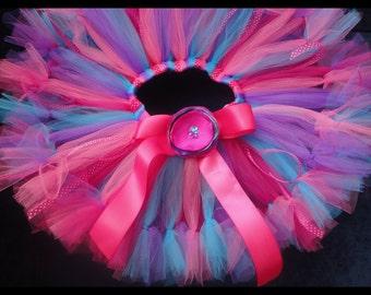 Baby Girls Birthday Tutu Dress Outfit, Christmas Toys, Kaleidoscope Birthday Tutu Skirt