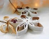 Christmas Ornament, Snowflake Ornament, Tree Ornament, Tree Decoration, Table Decoration