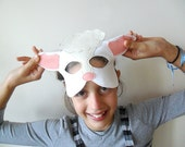 Children Sheep Mask, Kids Easter Costume Accessory, Dress up Toy, Pretend Play,  Boys, Girls, Toddlers